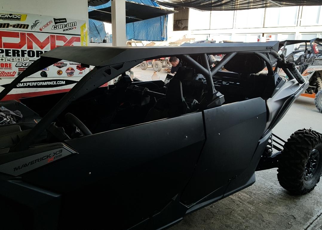Can Am Max X3 Sport Flat R1x Roof Dmx Performance