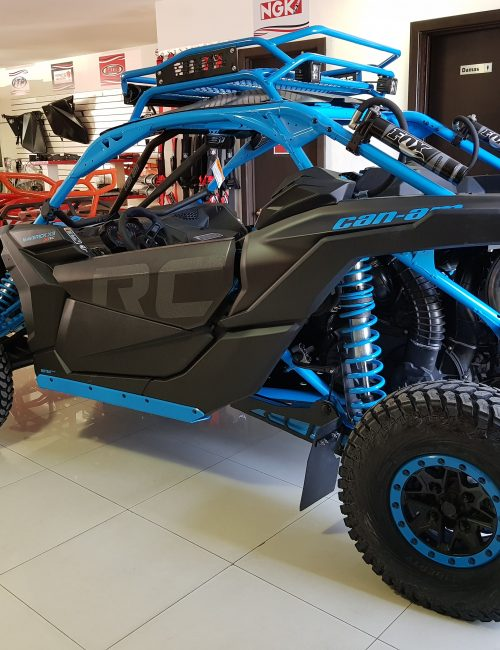 Can Am X3 For Sale >> Can-am X3 Sport Roof Rack Dmx Performance | DMX PERFORMANCE