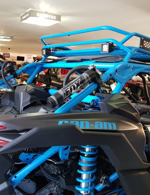 Can Am Maverick 1000 Turbo >> Can-am X3 Sport Roof Rack Dmx Performance | DMX PERFORMANCE