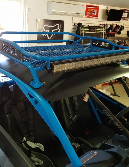 Rzr Xp 1000 >> Can-am X3 Sport Roof Rack Dmx Performance | DMX PERFORMANCE
