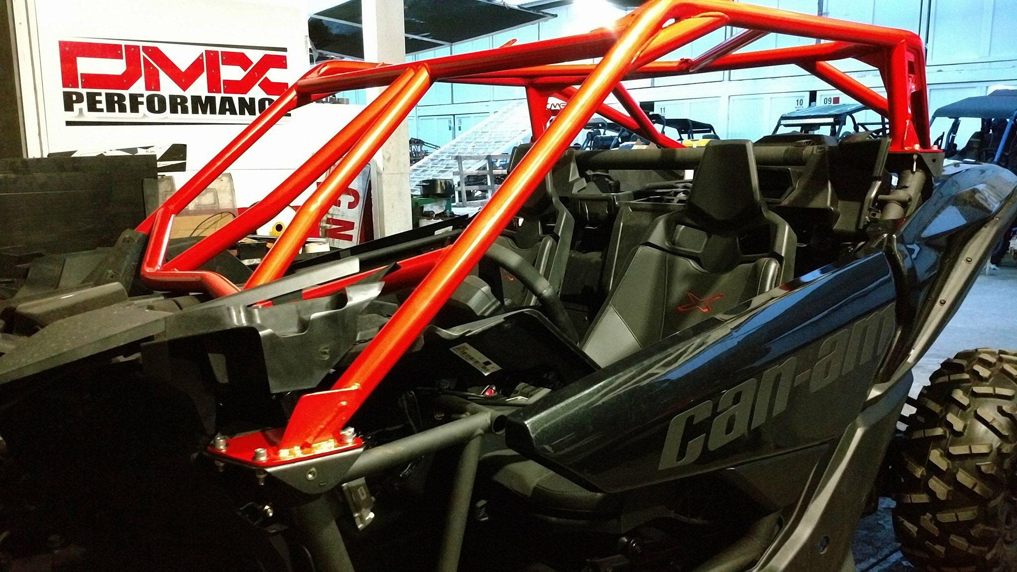 Can Am X3 Roll Cage Desgin Dmx Dmx Performance