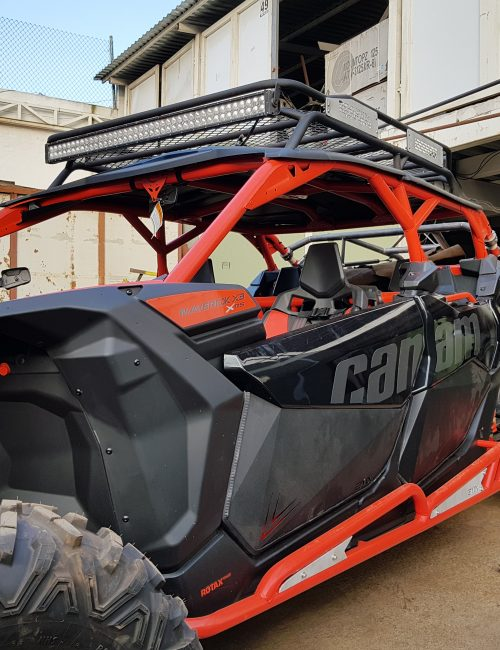 Can-am MAX X3 Sport Roof Rack Dmx Performance